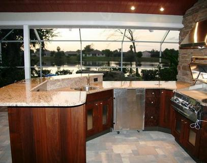Outdoor Kitchens Lakewood Ranch